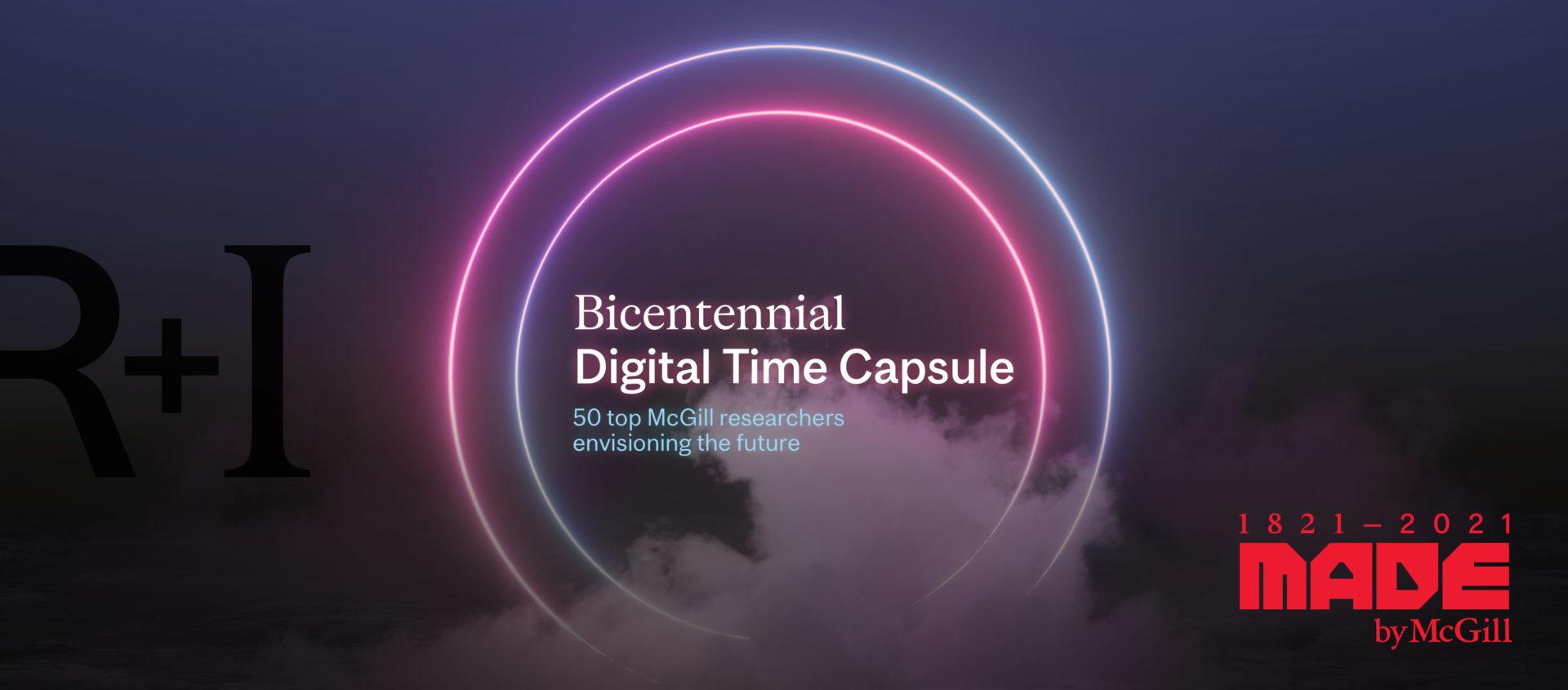Bicentennial Digital Time Capsule